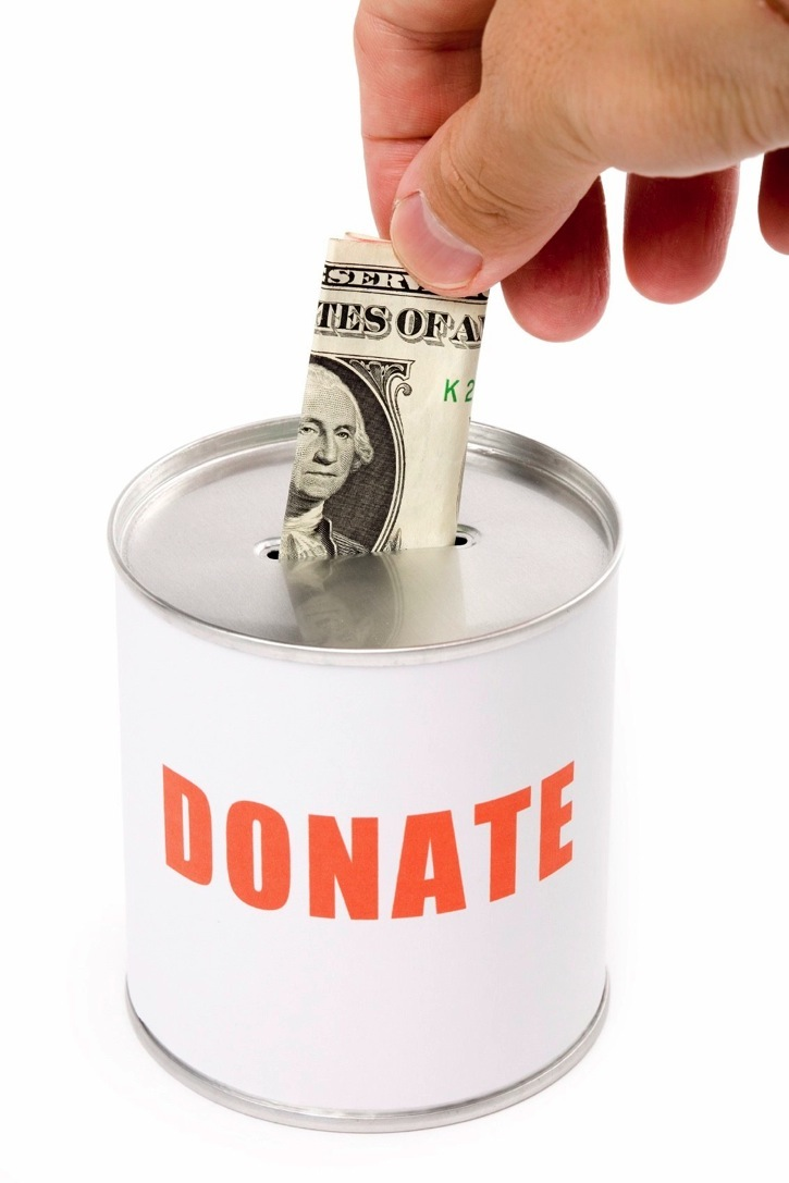 Click here to make a secure tax-deductable donation using PayPal.