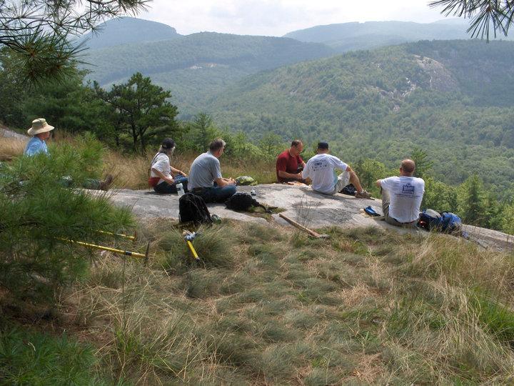 Overlook Trail Volunteers