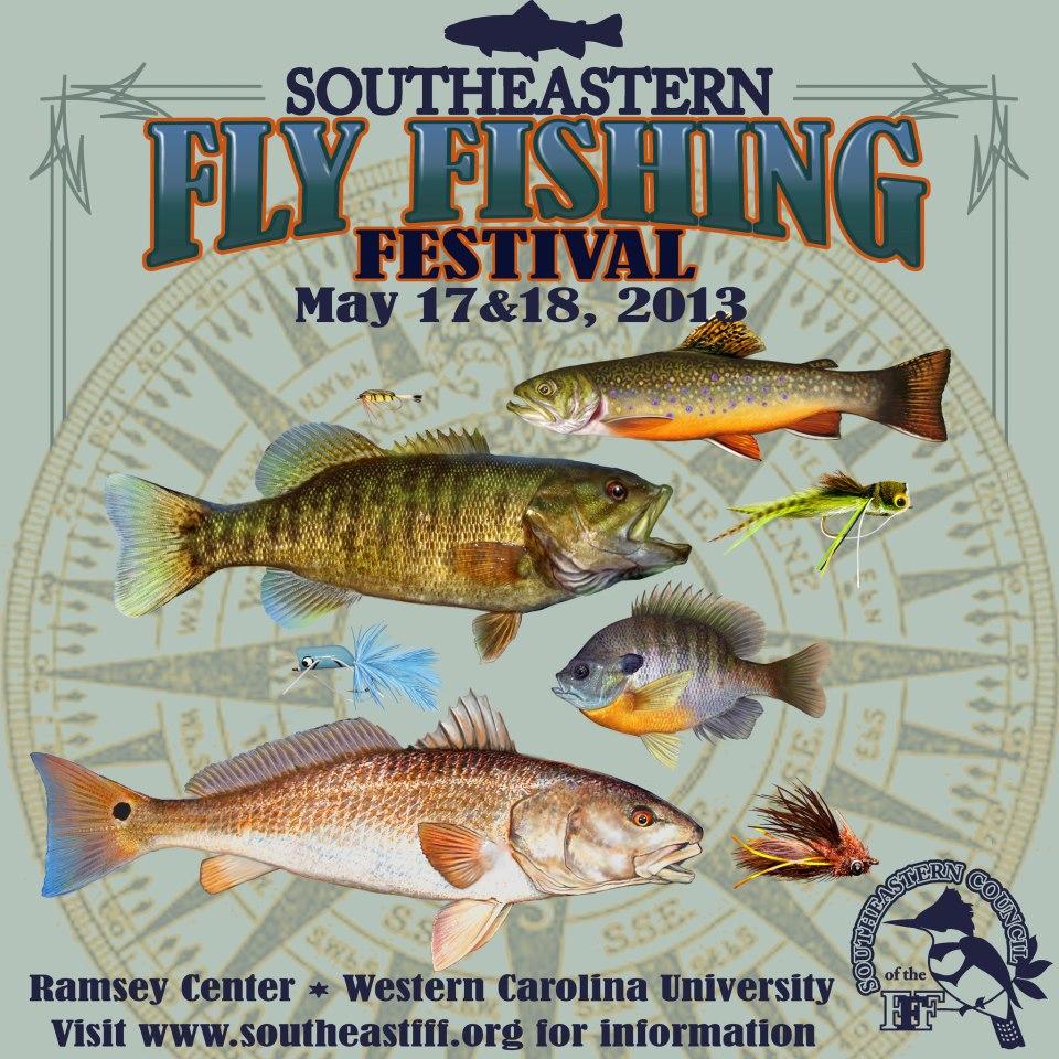 Southeastern Fly Fishing Festival