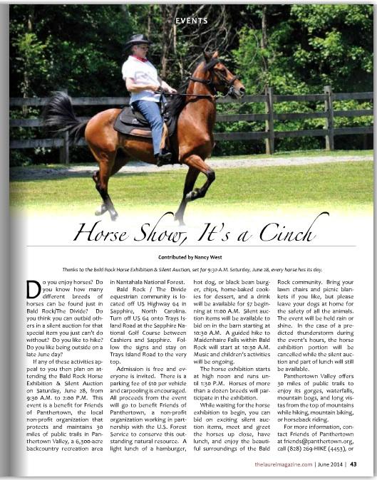 The Laurel Magazine June 2014