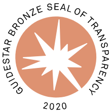 GuideStar Bronze Seal 2020